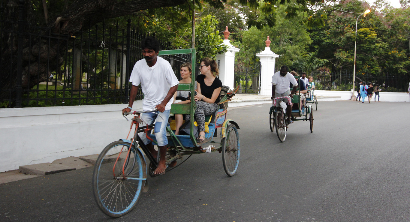 Travel at puducherry